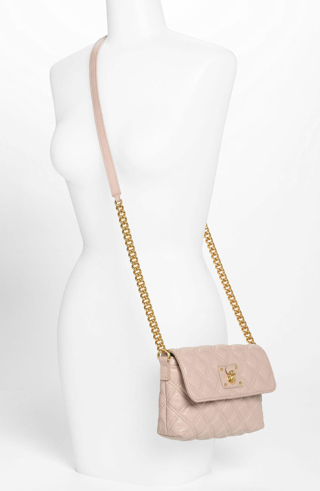 Alternate Image 2  - MARC JACOBS 'Quilting - Single' Leather Shoulder Bag