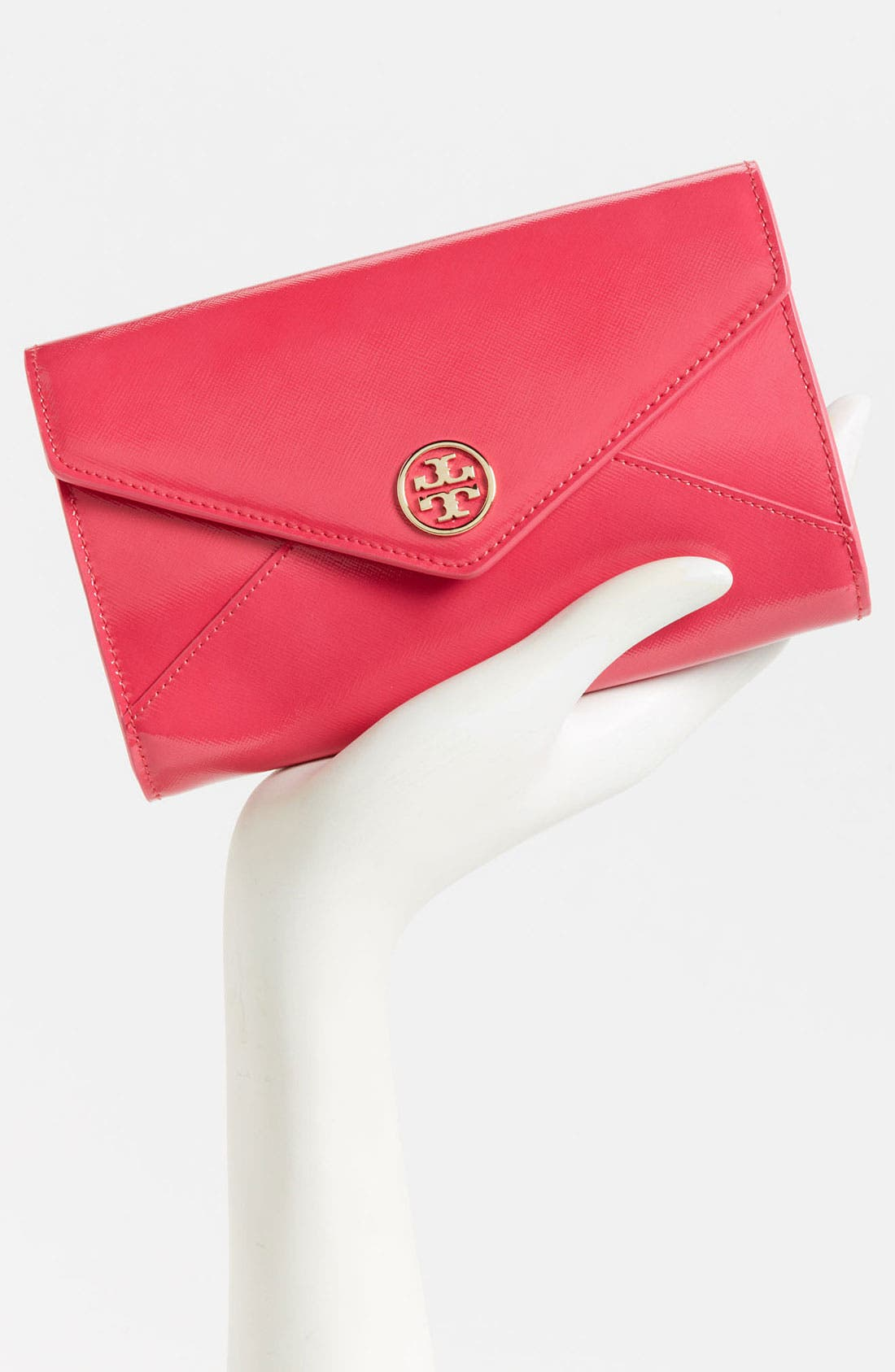 Alternate Image 2  - Tory Burch 'Robinson - Small' Envelope Clutch