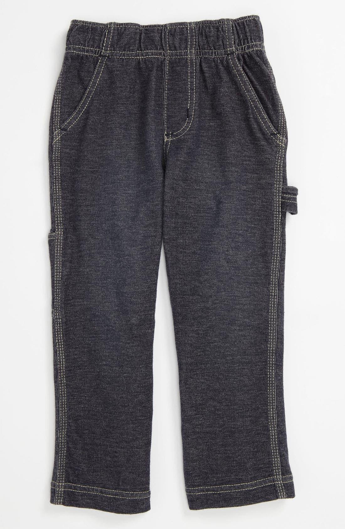 Main Image - Tea Collection Carpenter Pants (Toddler)