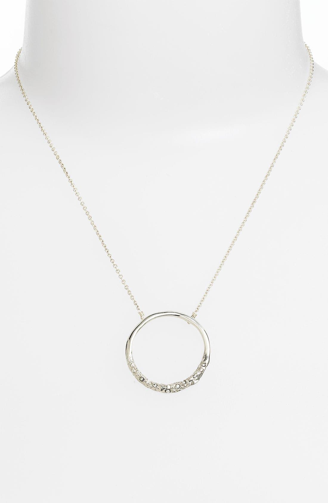 Alternate Image 1 Selected - Alexis Bittar 'Miss Havisham - New Wave' Pendant Necklace