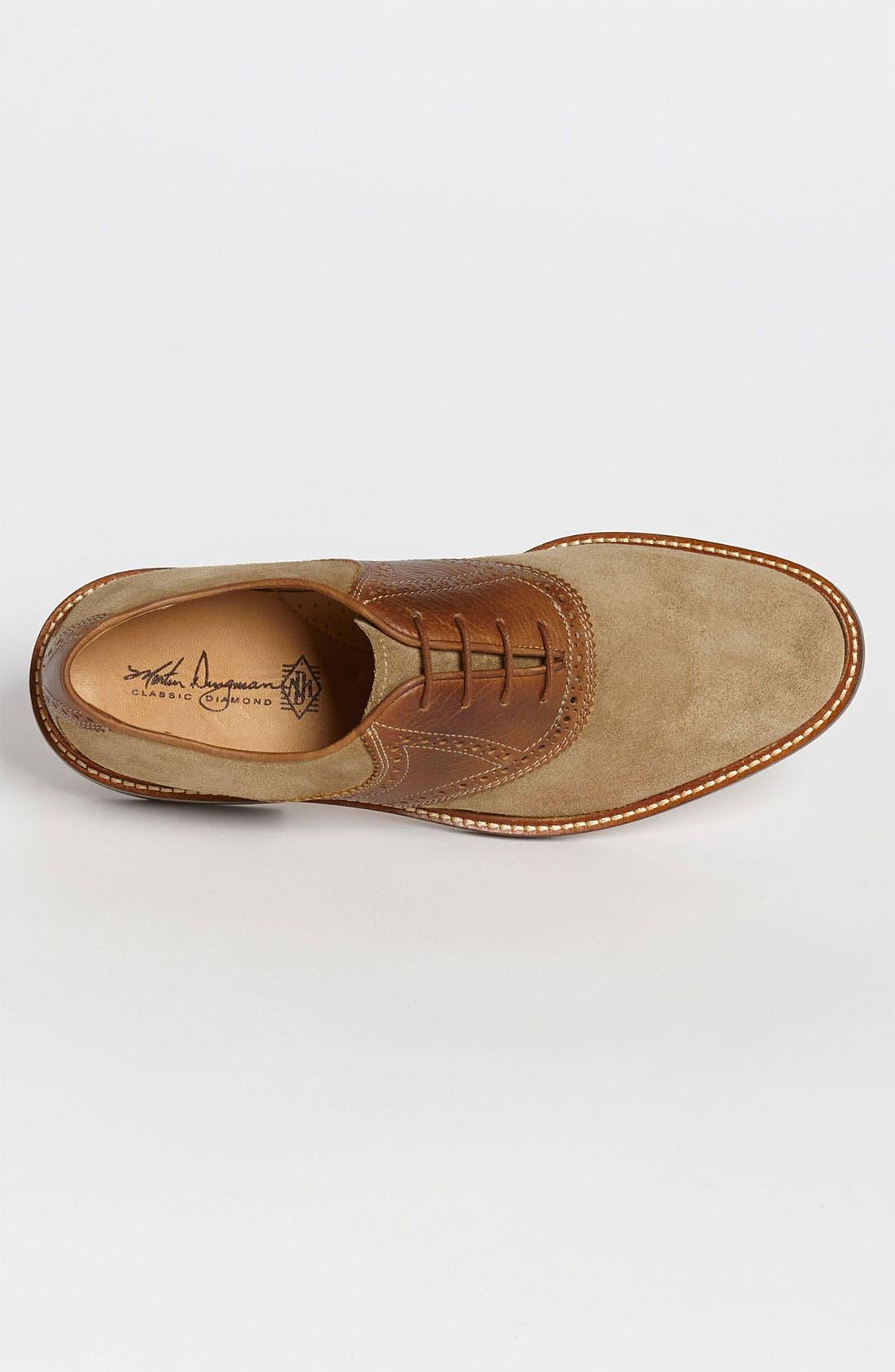 Alternate Image 3  - Martin Dingman 'George' Saddle Shoe