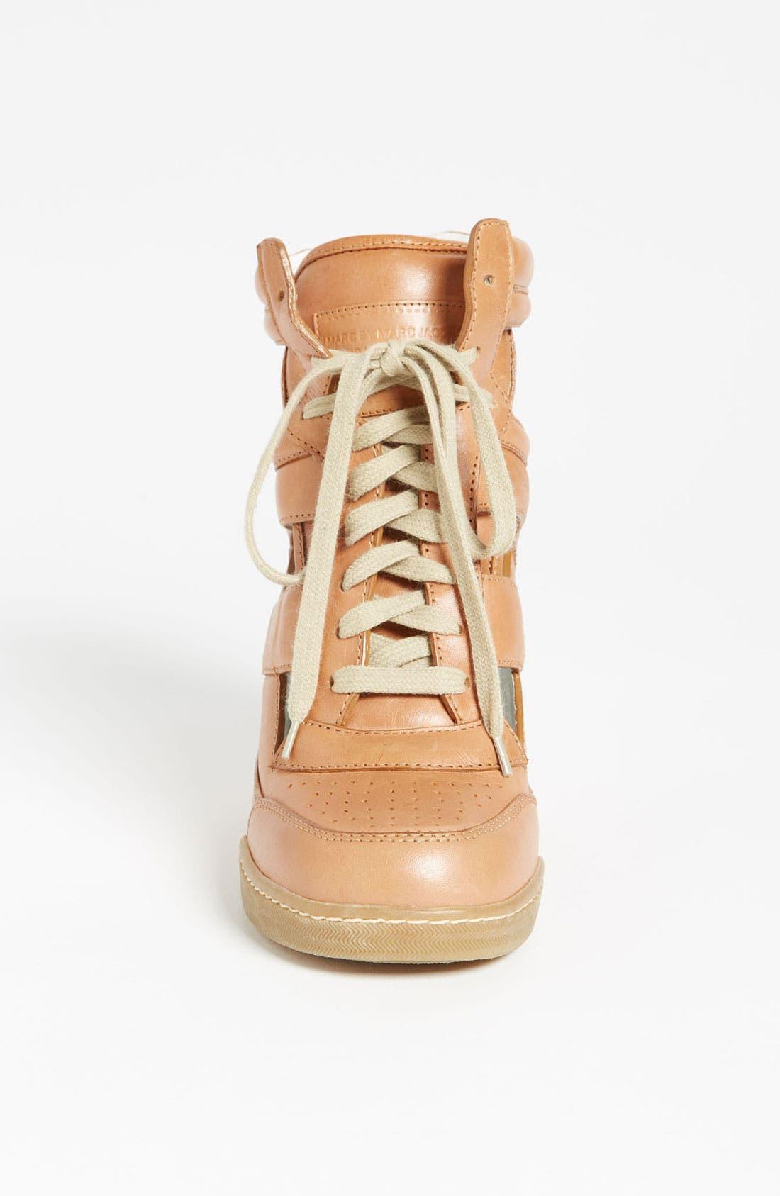 Alternate Image 3  - MARC BY MARC JACOBS Wedge Sneaker