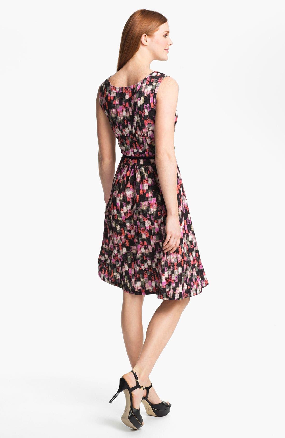 Alternate Image 2  - Nic + Zoe 'Spring Rain' Dress