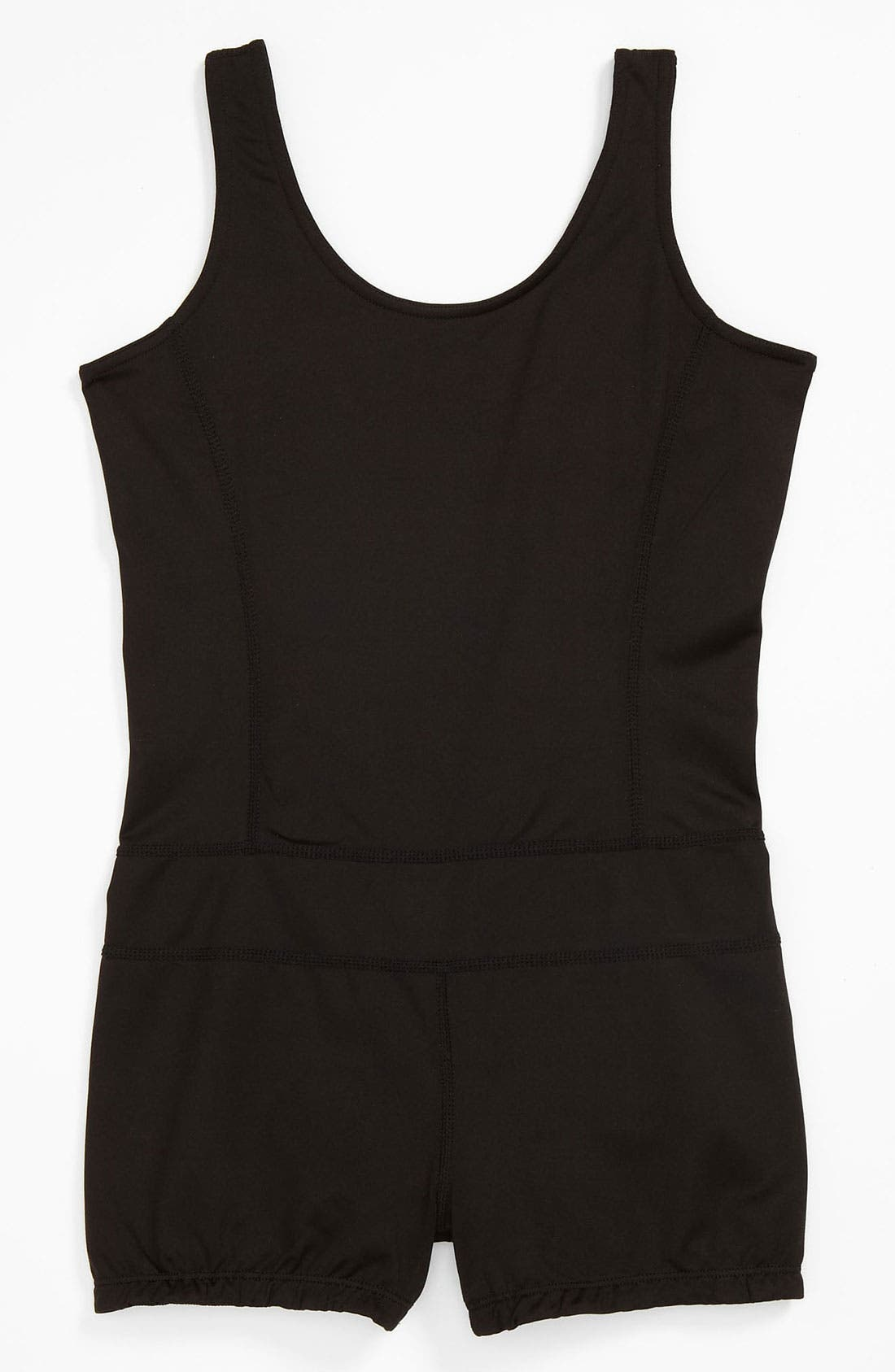 Main Image - Limeapple Gym Short Suit (Little Girls & Big Girls)