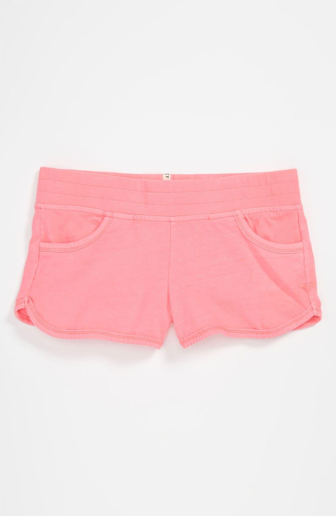 Alternate Image 1 Selected - 'Tidal Wave' Shorts (Big Girls)