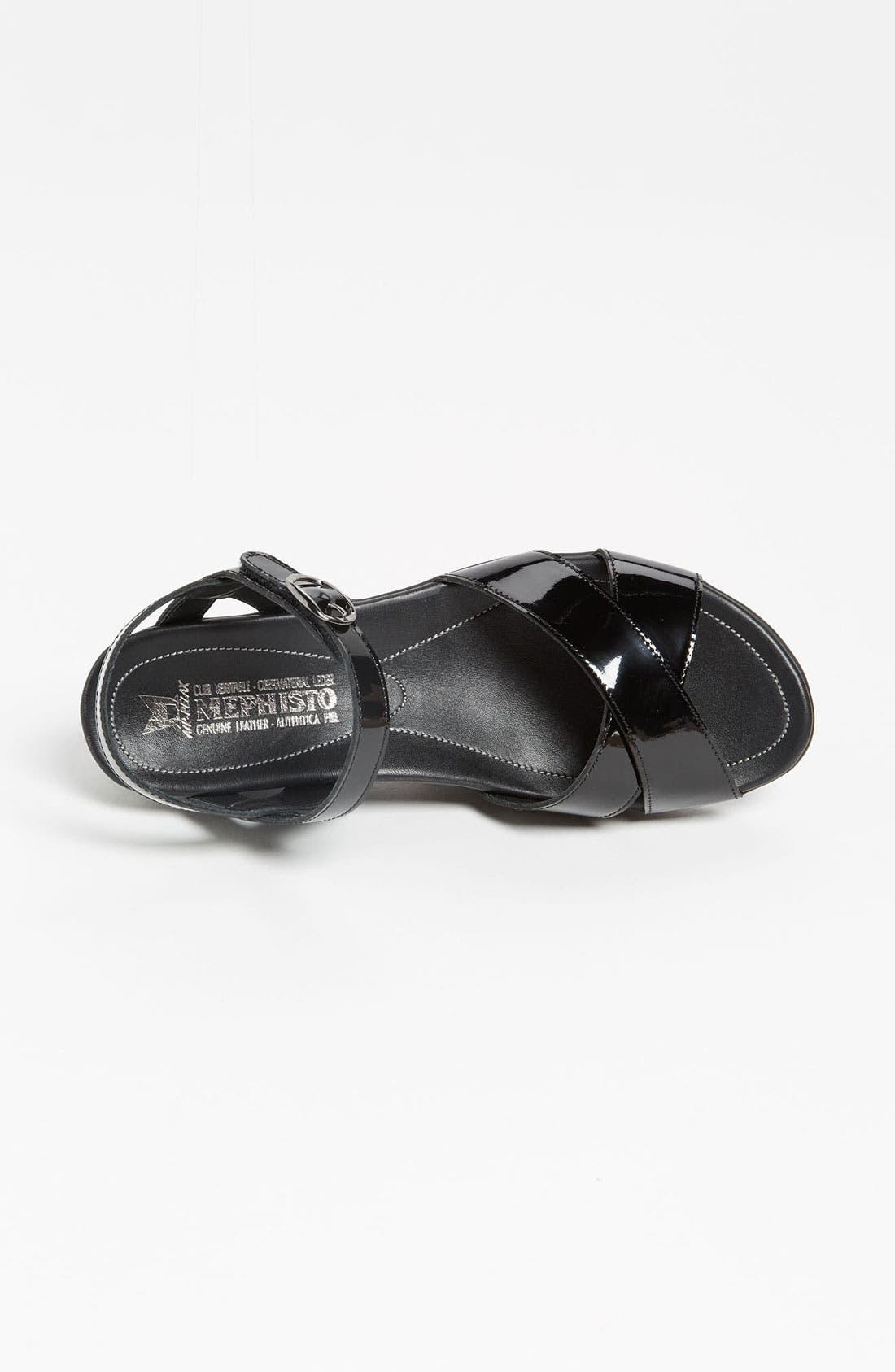 Alternate Image 3  - Mephisto 'Partelia' Sandal