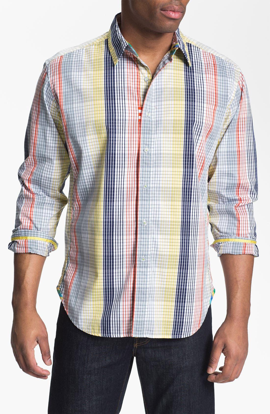 Alternate Image 1 Selected - Robert Graham 'Daphins' Sport Shirt