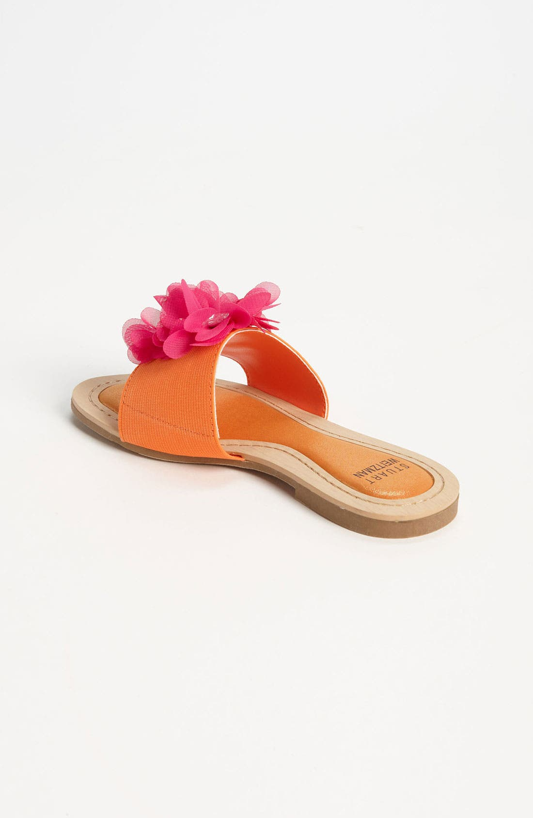 Alternate Image 2  - Stuart Weitzman 'Rosewater' Sandal (Toddler, Little Kid & Big Kid)
