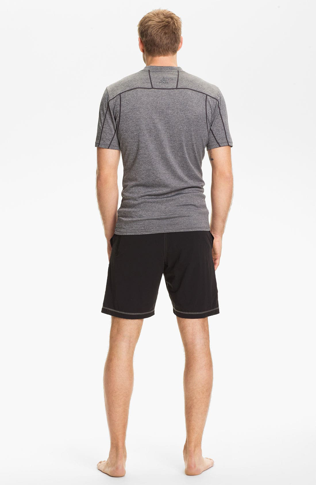 Alternate Image 3  - prAna T-Shirt & Shorts