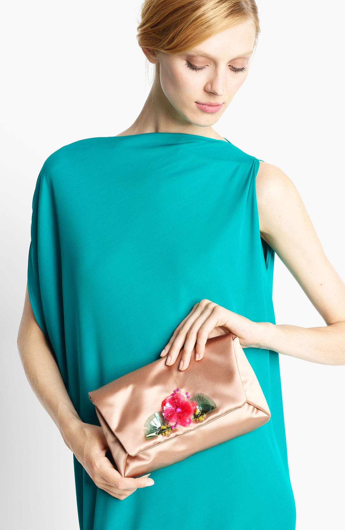 Alternate Image 2  - Lanvin Embroidered Evening Clutch