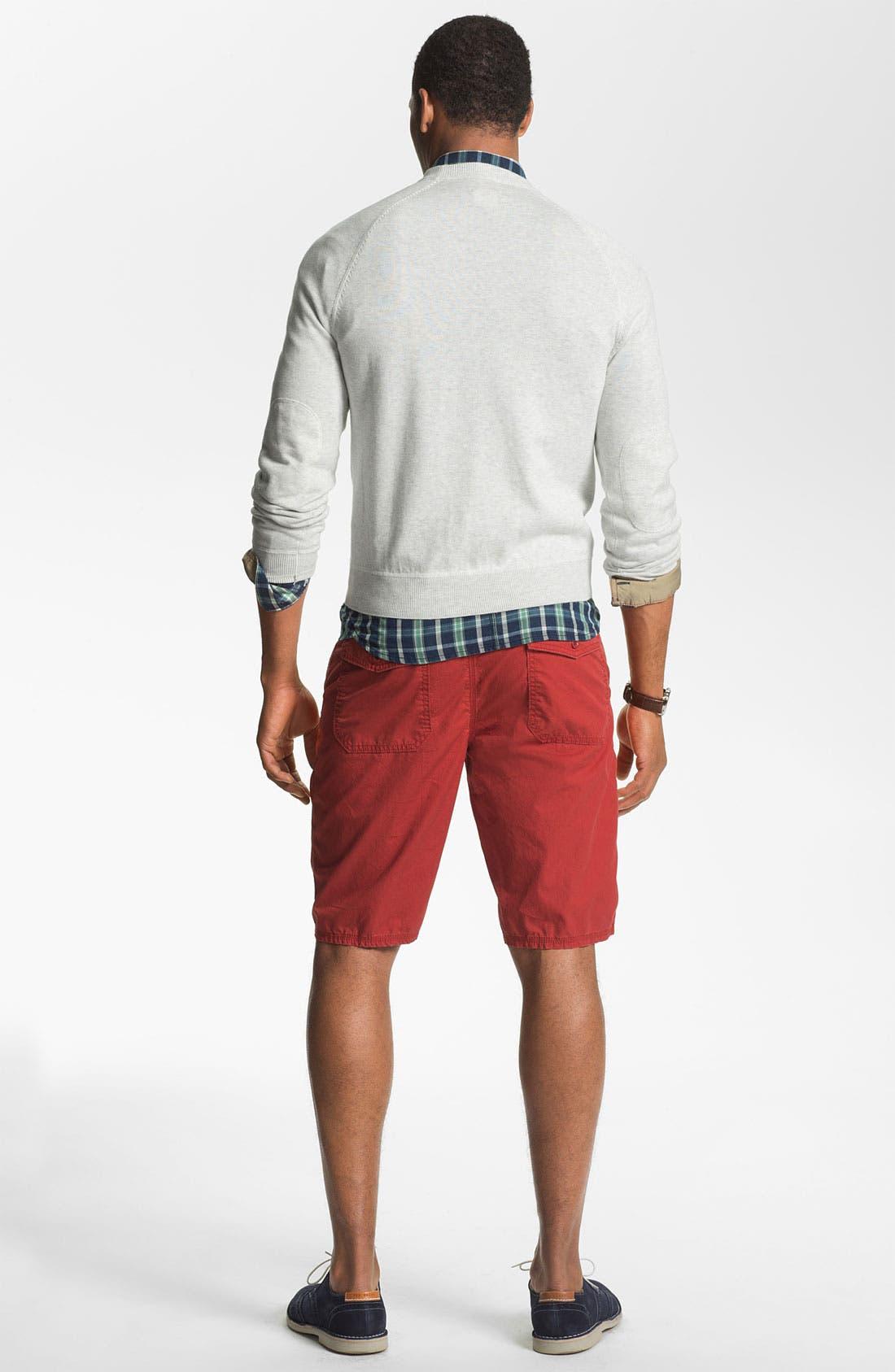 Alternate Image 5  - Brooks Brothers Raglan Sweater