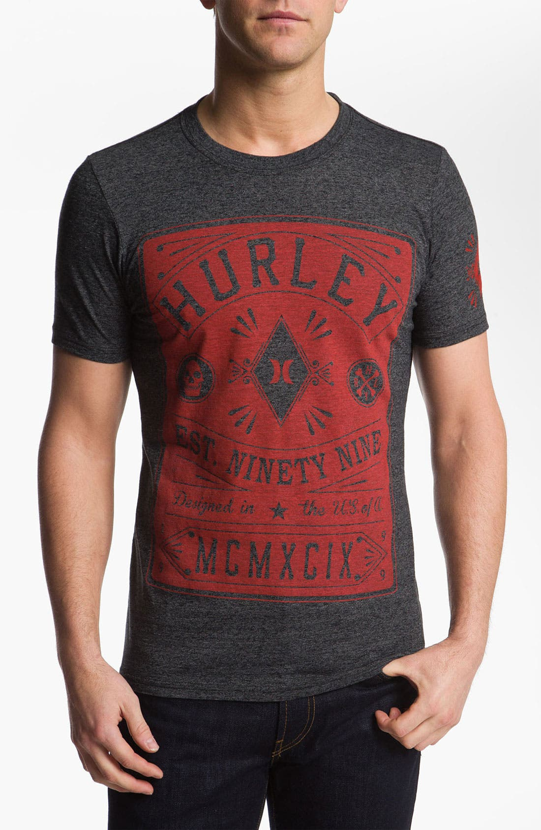 Alternate Image 1 Selected - Hurley 'Lot 99' T-Shirt