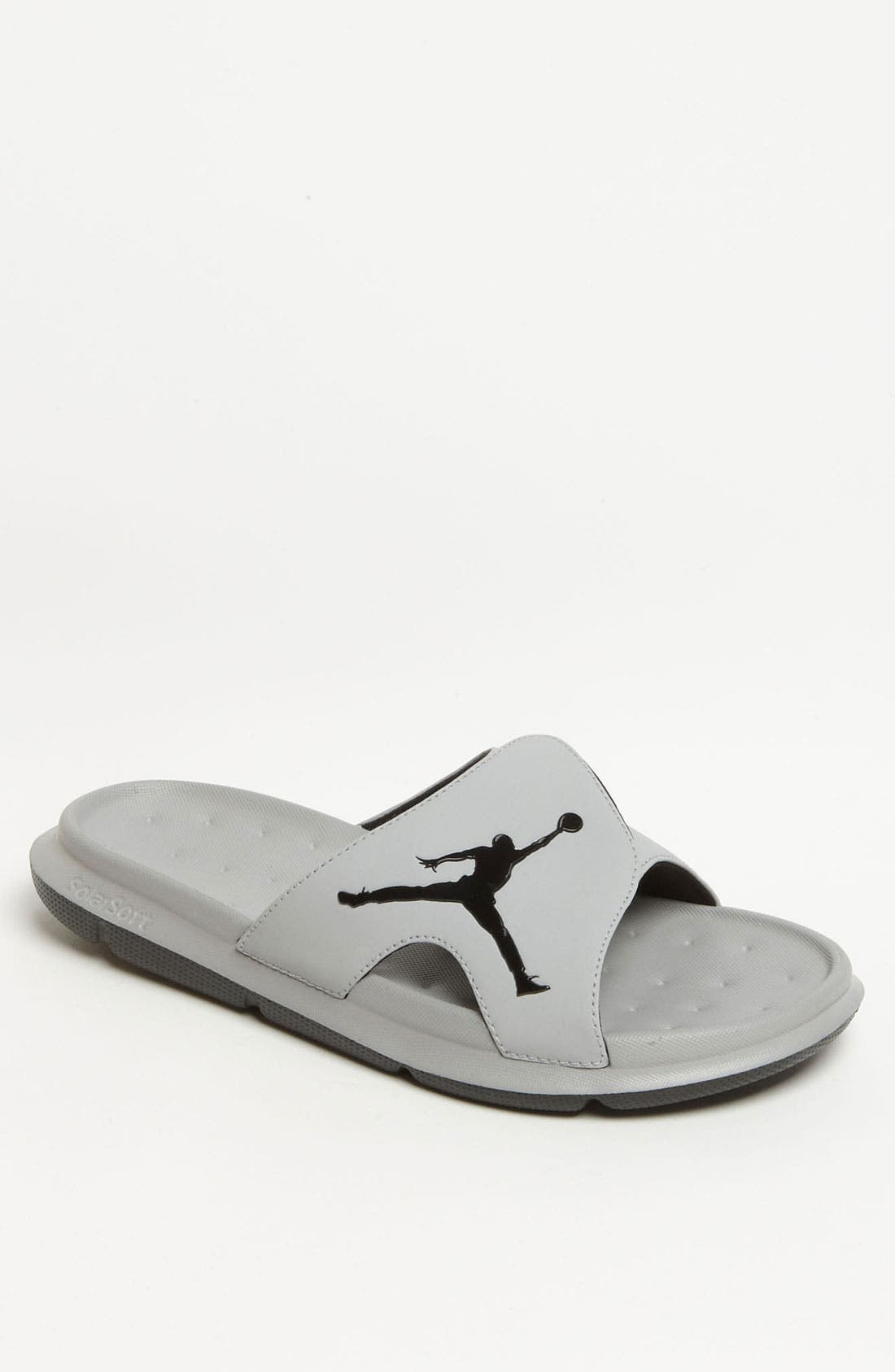 Alternate Image 1 Selected - Nike 'Jordan RCVR' Flip Flop