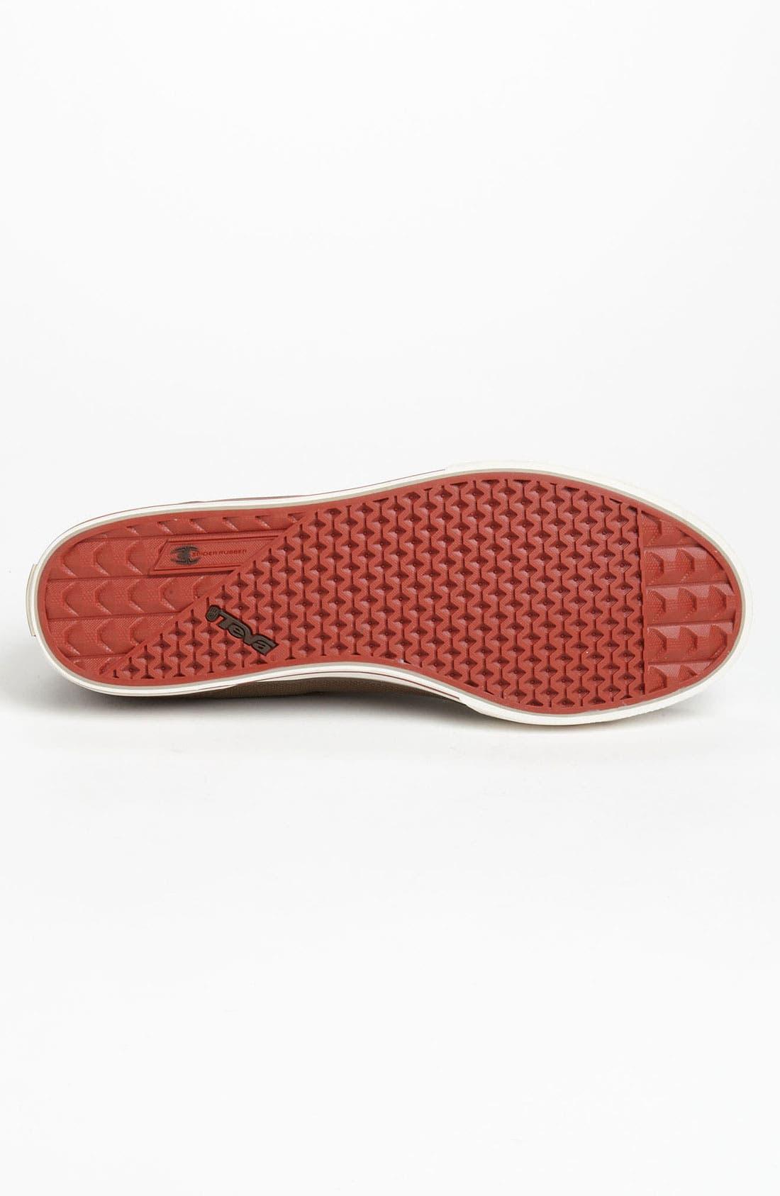 Alternate Image 4  - Teva 'Roller Mesh' Sneaker