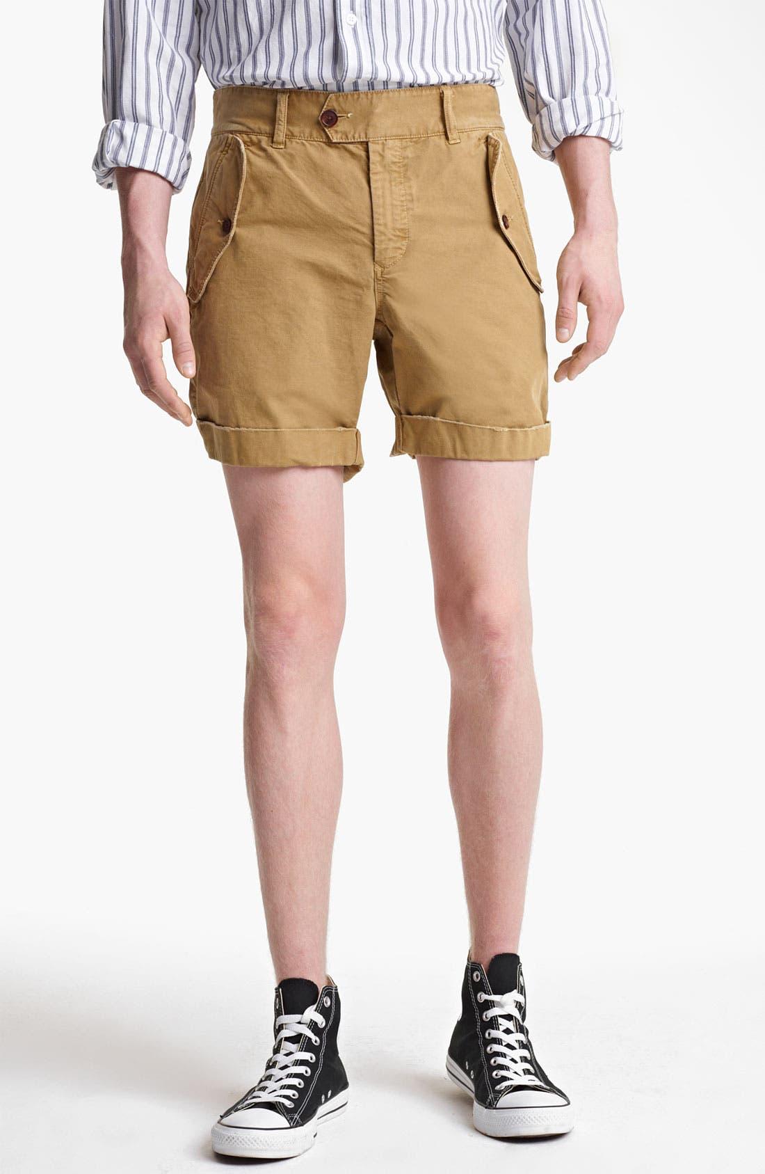 Main Image - Gant by Michael Bastian Military Shorts
