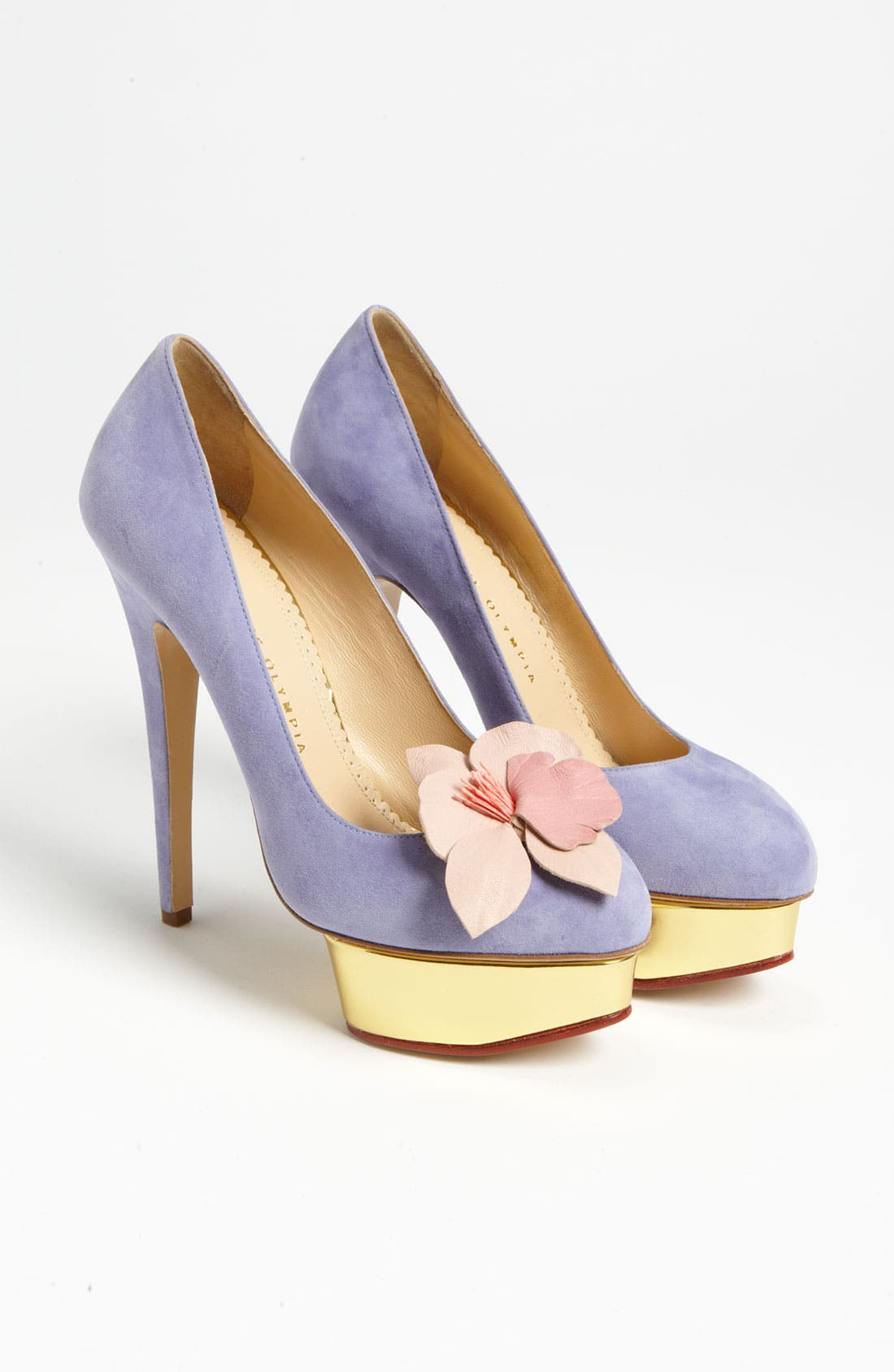 Alternate Image 4  - Charlotte Olympia 'Dolly' Pump
