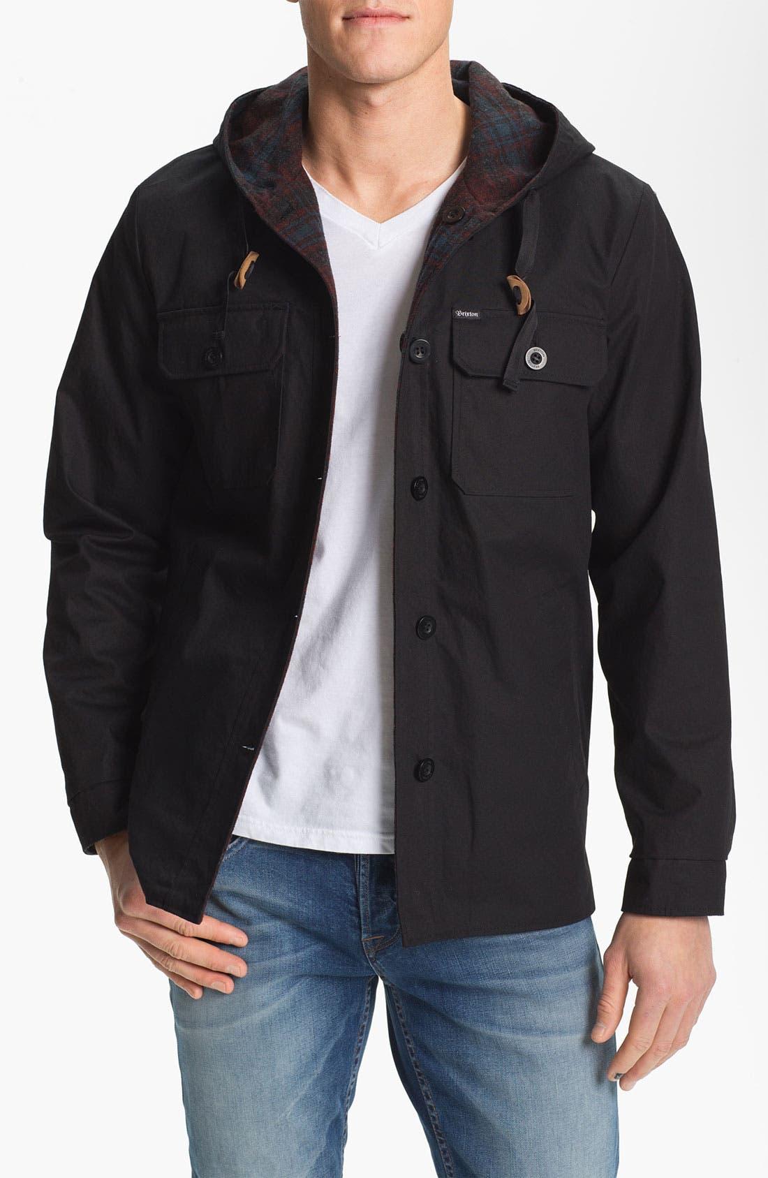 Main Image - Brixton 'Verso' Reversible Jacket