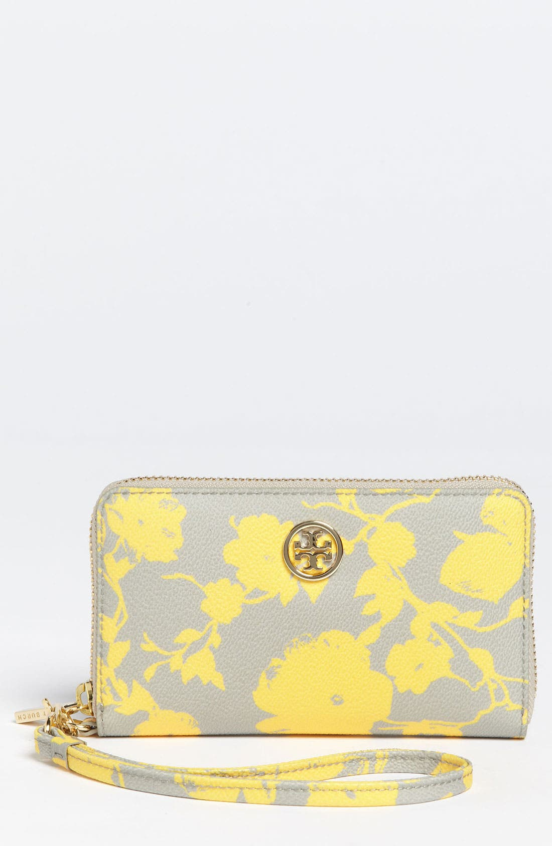 Alternate Image 1 Selected - Tory Burch 'Robinson' Phone Wallet