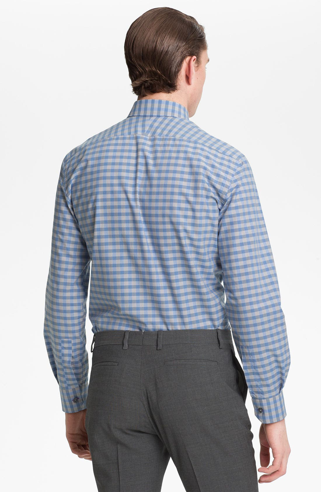 Alternate Image 2  - Paul Smith London Gingham Check Shirt