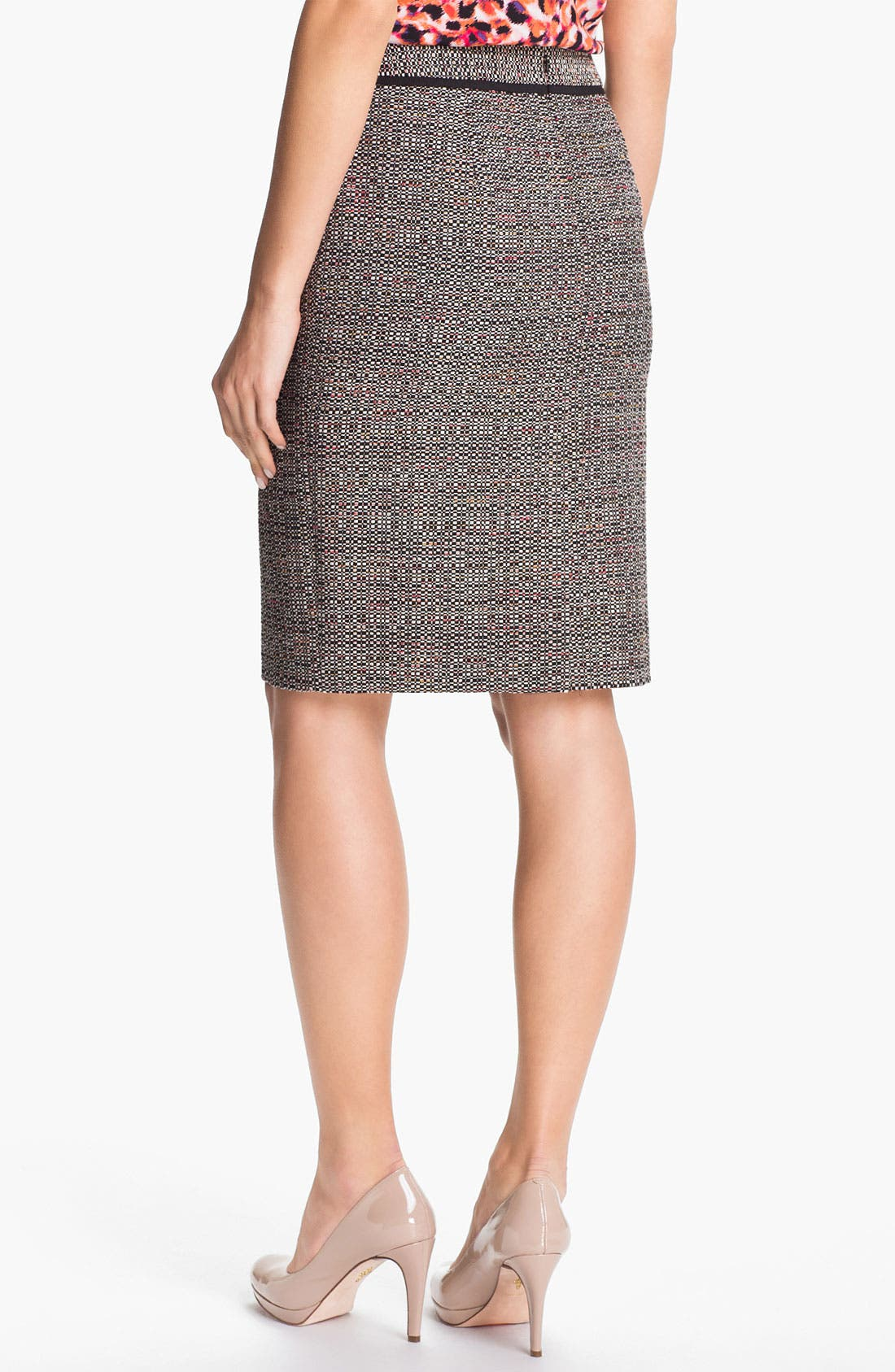 Alternate Image 2  - Classiques Entier 'Luna' Tweed Skirt