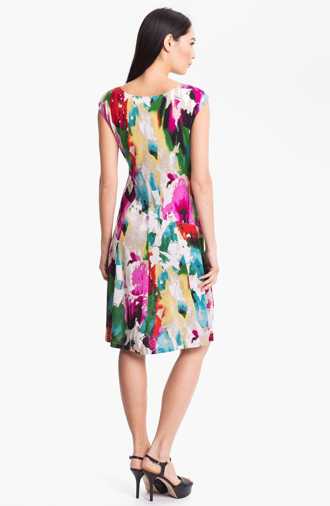 Alternate Image 2  - Nic + Zoe 'Painted Dream' Dress