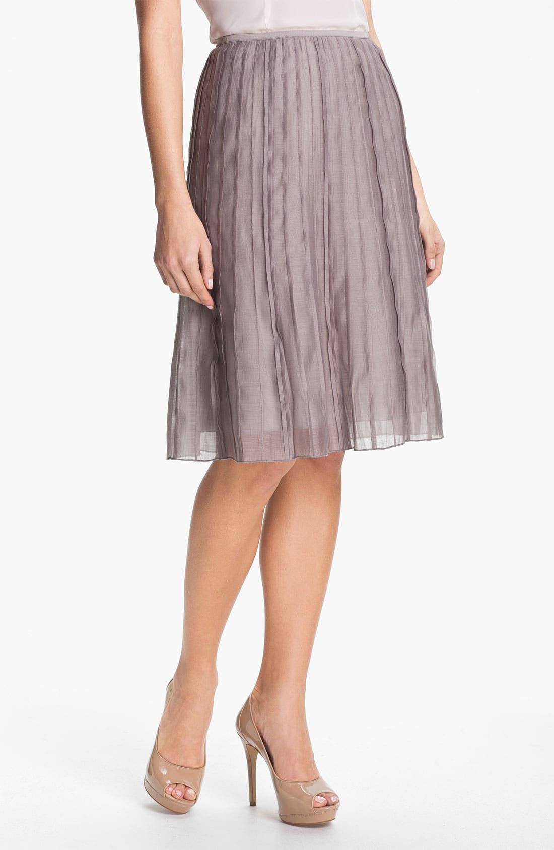 Main Image - Nic + Zoe 'Batiste' Flirt Skirt