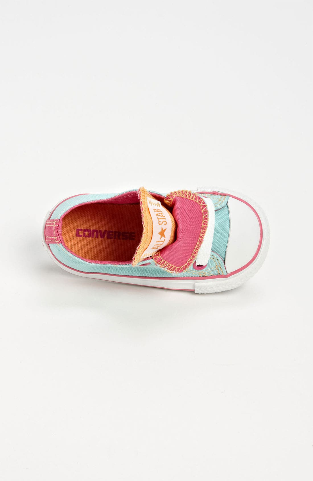 Alternate Image 3  - Converse Chuck Taylor® Double Tongue Sneaker (Baby, Walker & Toddler)