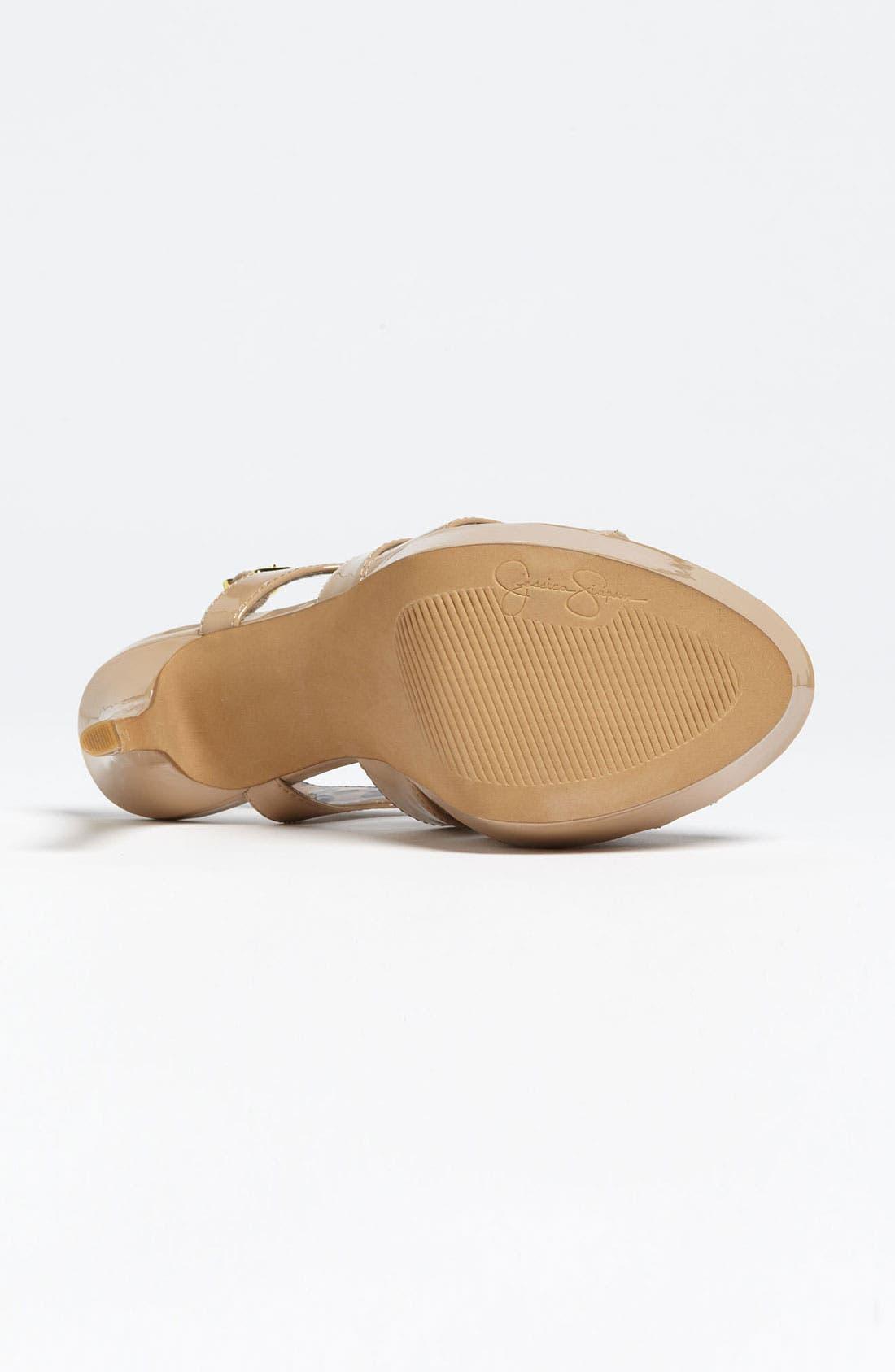 Alternate Image 4  - Jessica Simpson 'Bianca' Sandal