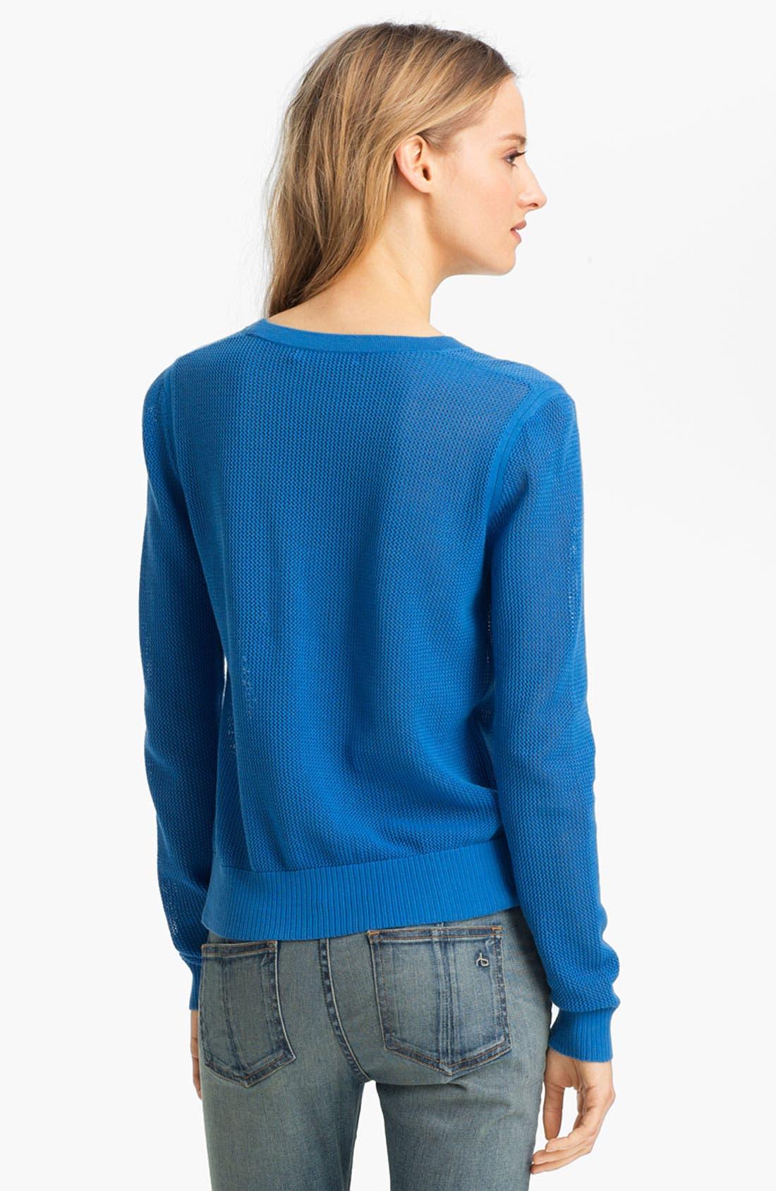 Alternate Image 3  - rag & bone/JEAN 'Katya' Sweater