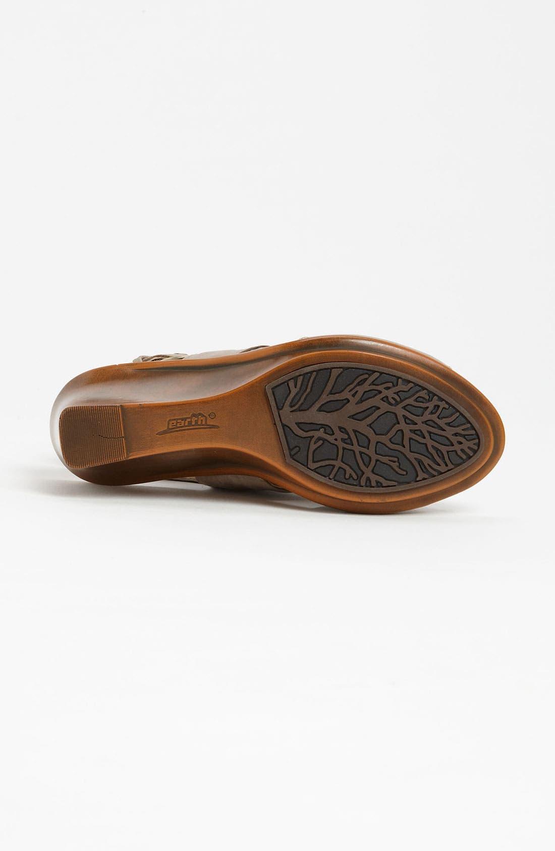Alternate Image 4  - Earth® 'Bonsai Too' Sandal