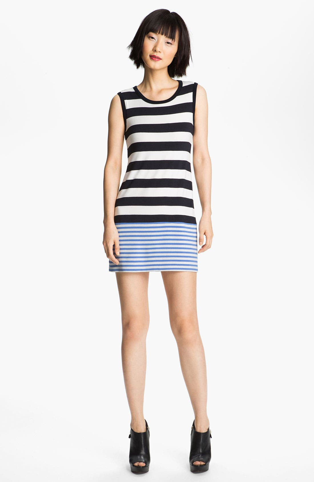 Alternate Image 1 Selected - B44 Dressed by Bailey 44 'Damsel Fish' Stripe Tank Dress