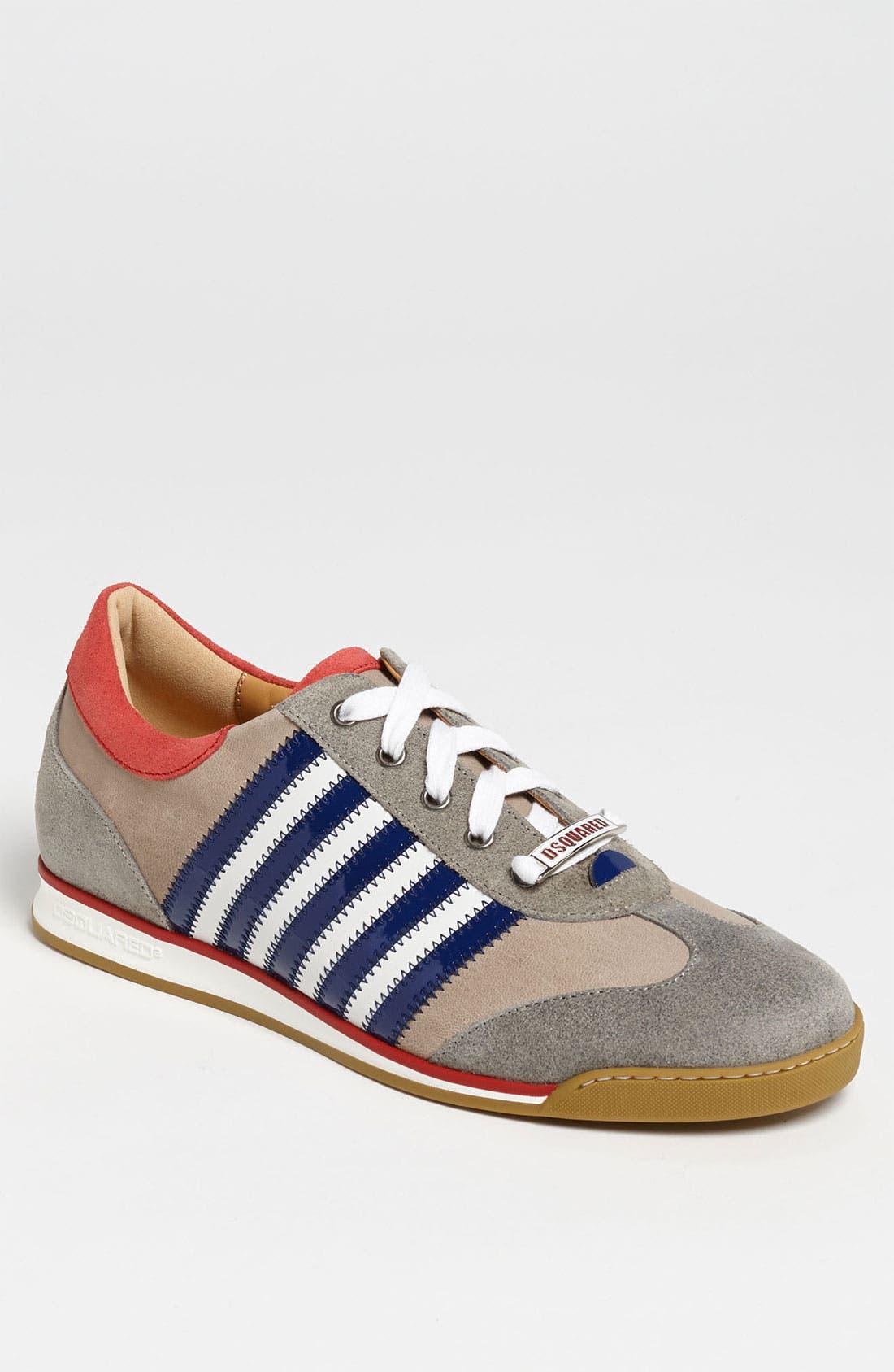 Alternate Image 1 Selected - Dsquared2 '419' Stripe Sneaker