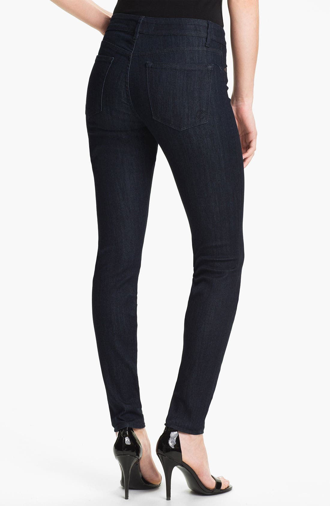 Alternate Image 2  - CJ by Cookie Johnson 'Joy' Stretch Skinny Jeans