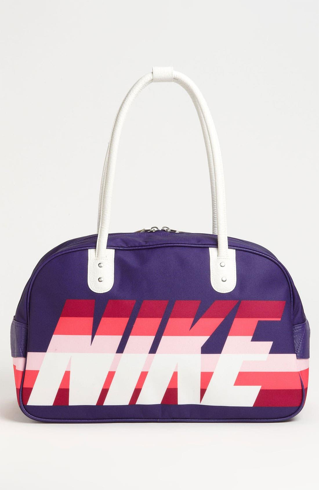 Alternate Image 4  - Nike 'Heritage 76' Print Club Bag