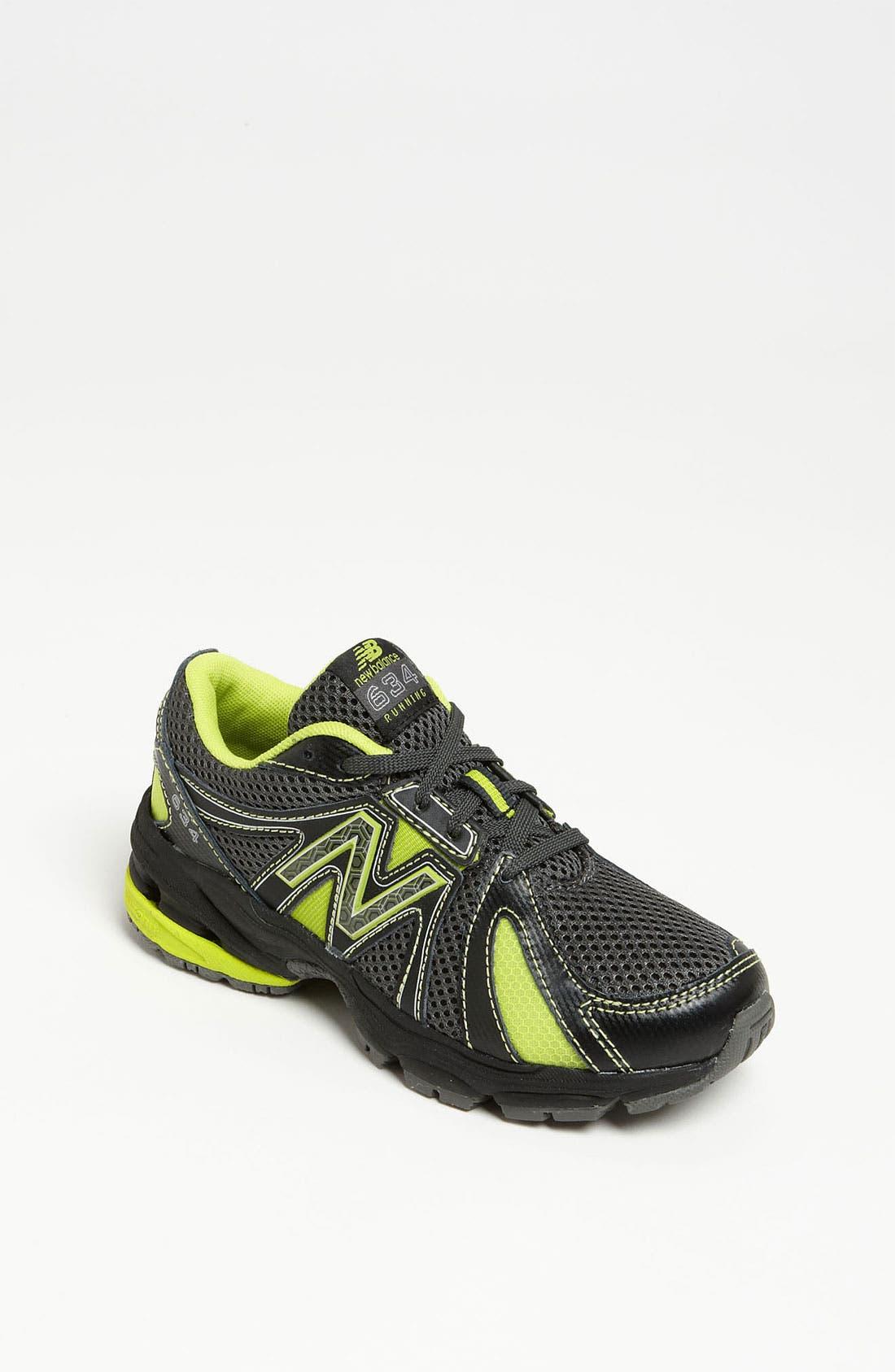 Main Image - New Balance '634' Running Shoe (Toddler, Little Kid & Big Kid)