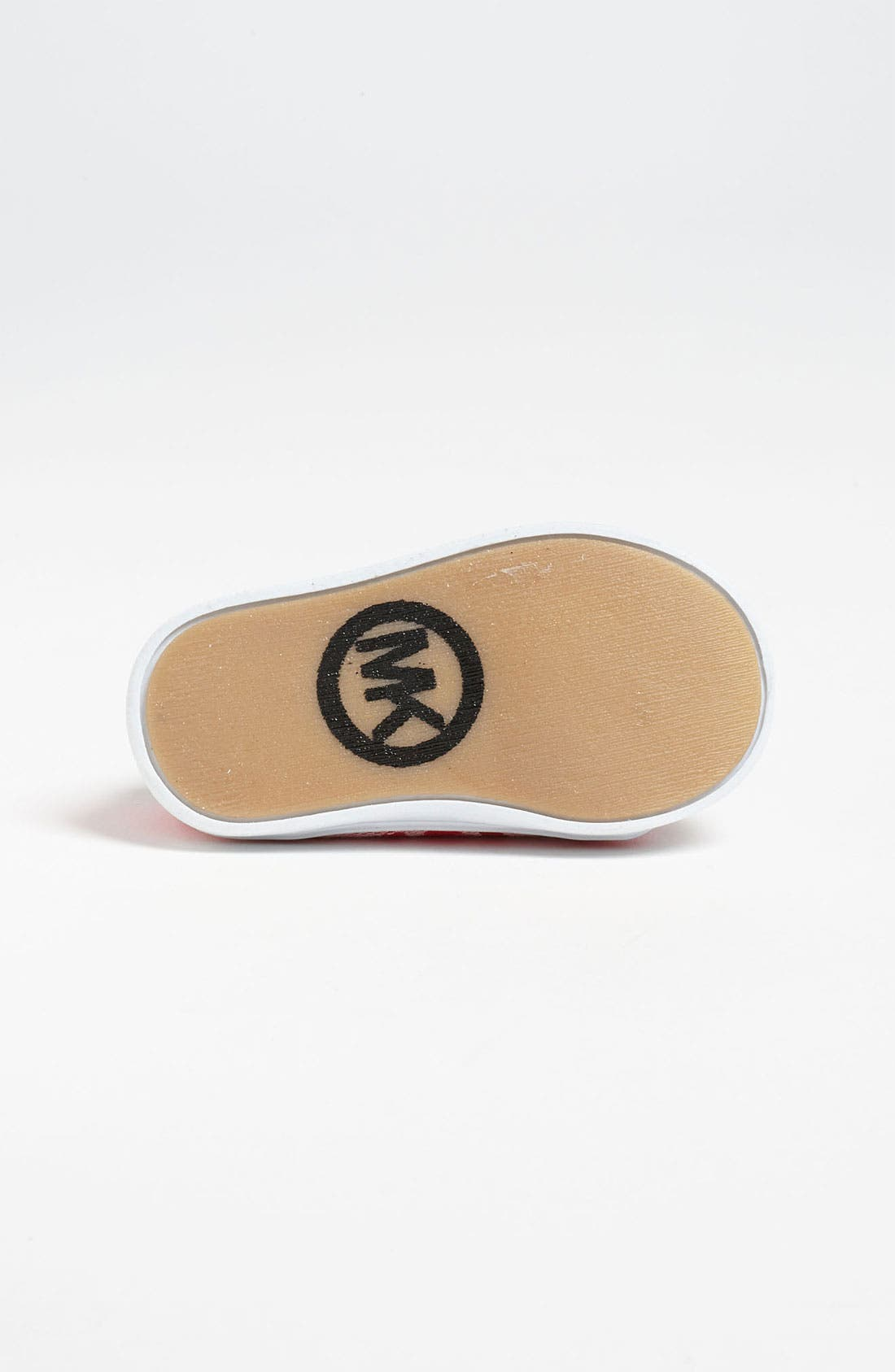Alternate Image 4  - MICHAEL Michael Kors 'Baby Monogram' Crib Shoe (Baby)