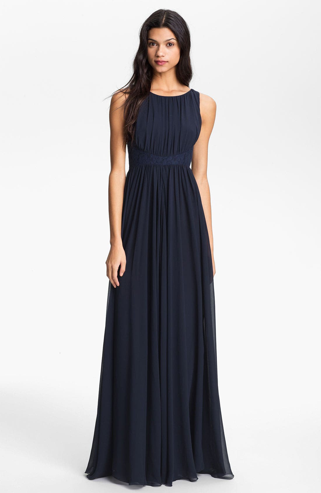 Alternate Image 1 Selected - French Connection 'Summer Spell' Chiffon Maxi Dress