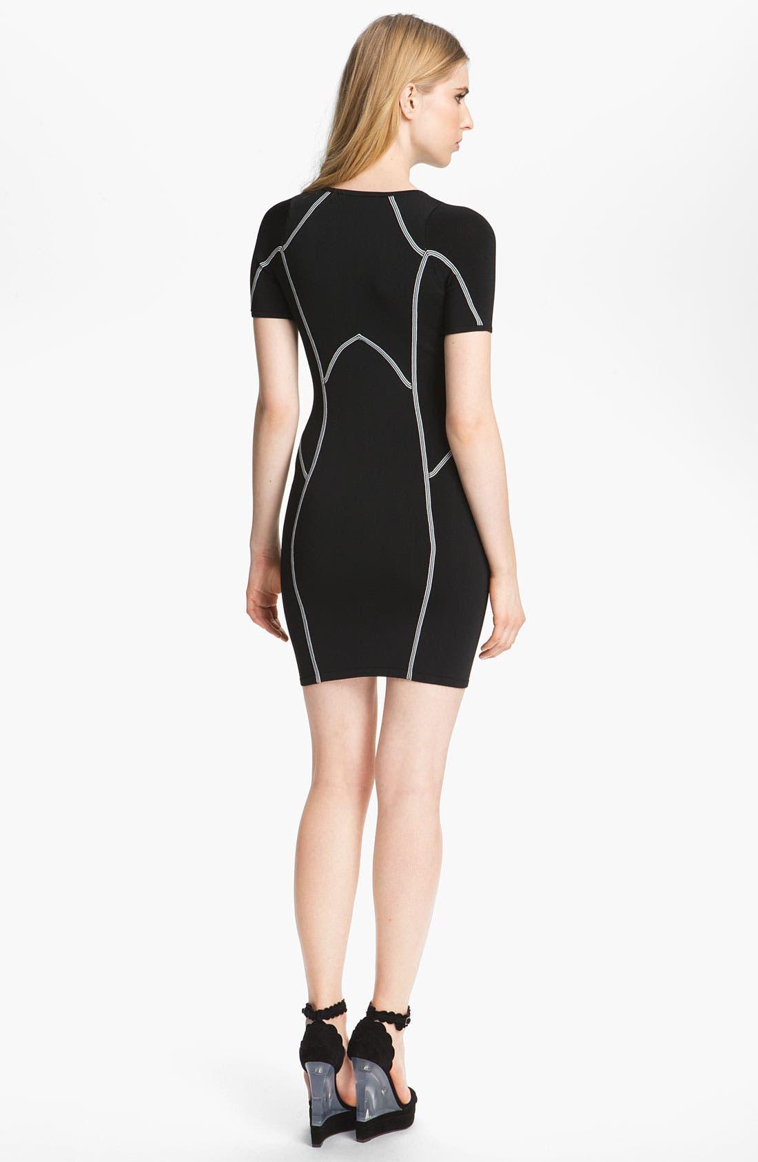 Alternate Image 3  - A.L.C. 'Evans' Dress