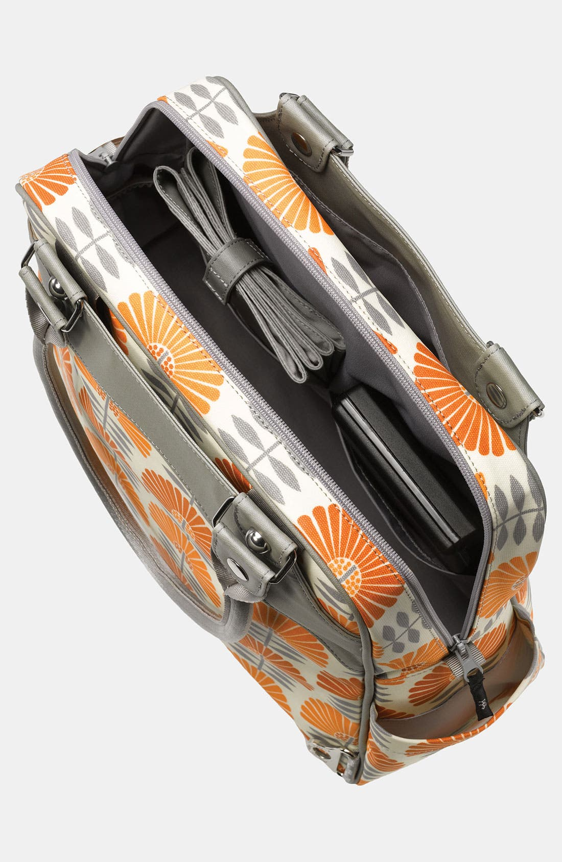 Alternate Image 3  - Petunia Pickle Bottom Glazed Diaper Bag