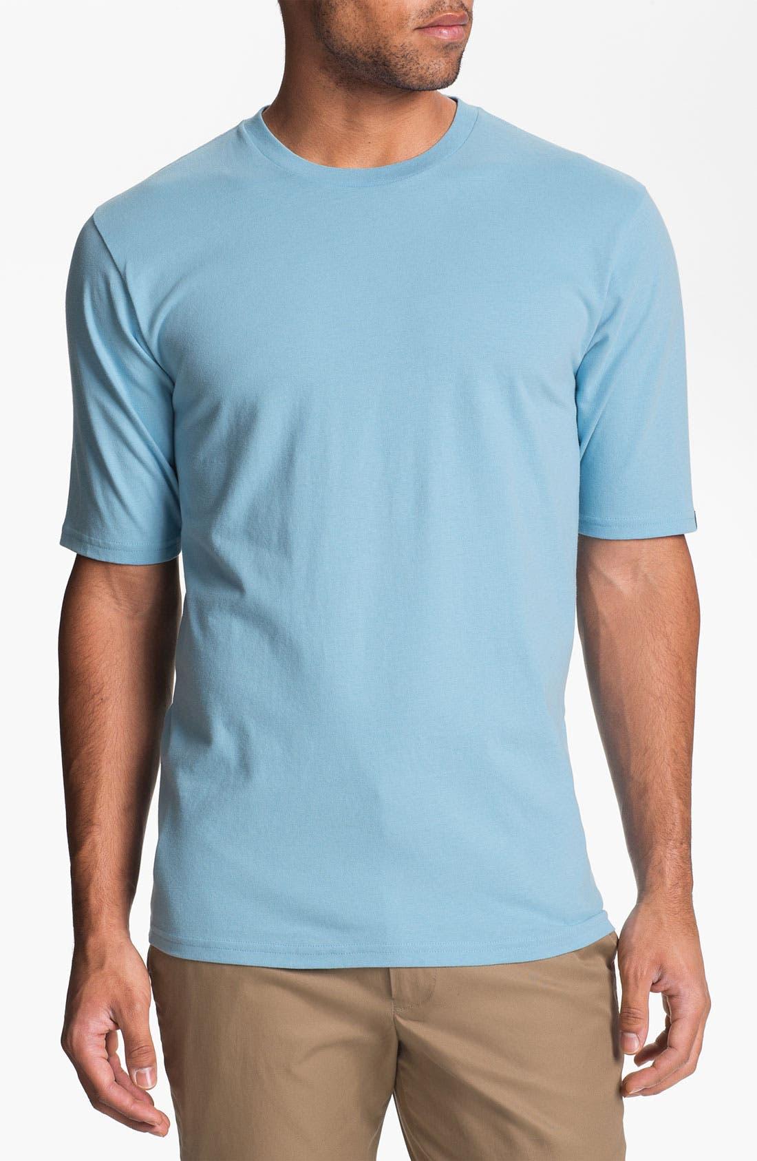 Main Image - The North Face Crewneck T-Shirt