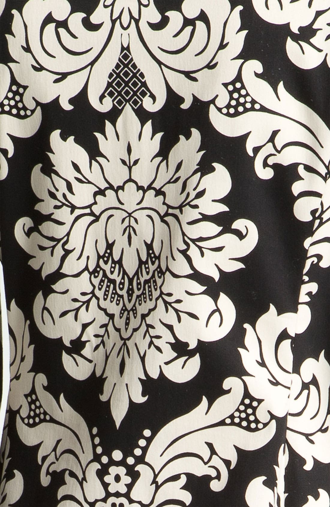 Alternate Image 4  - Robert Rodriguez Baroque Print Twill Jacket