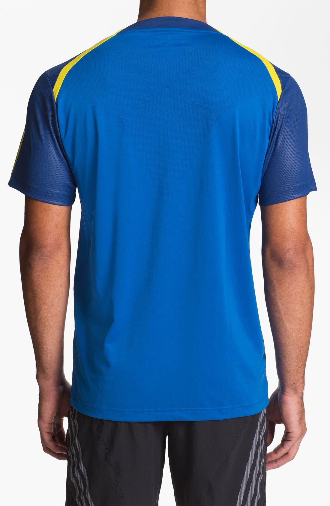 Alternate Image 2  - adidas 'Barricade' T-Shirt