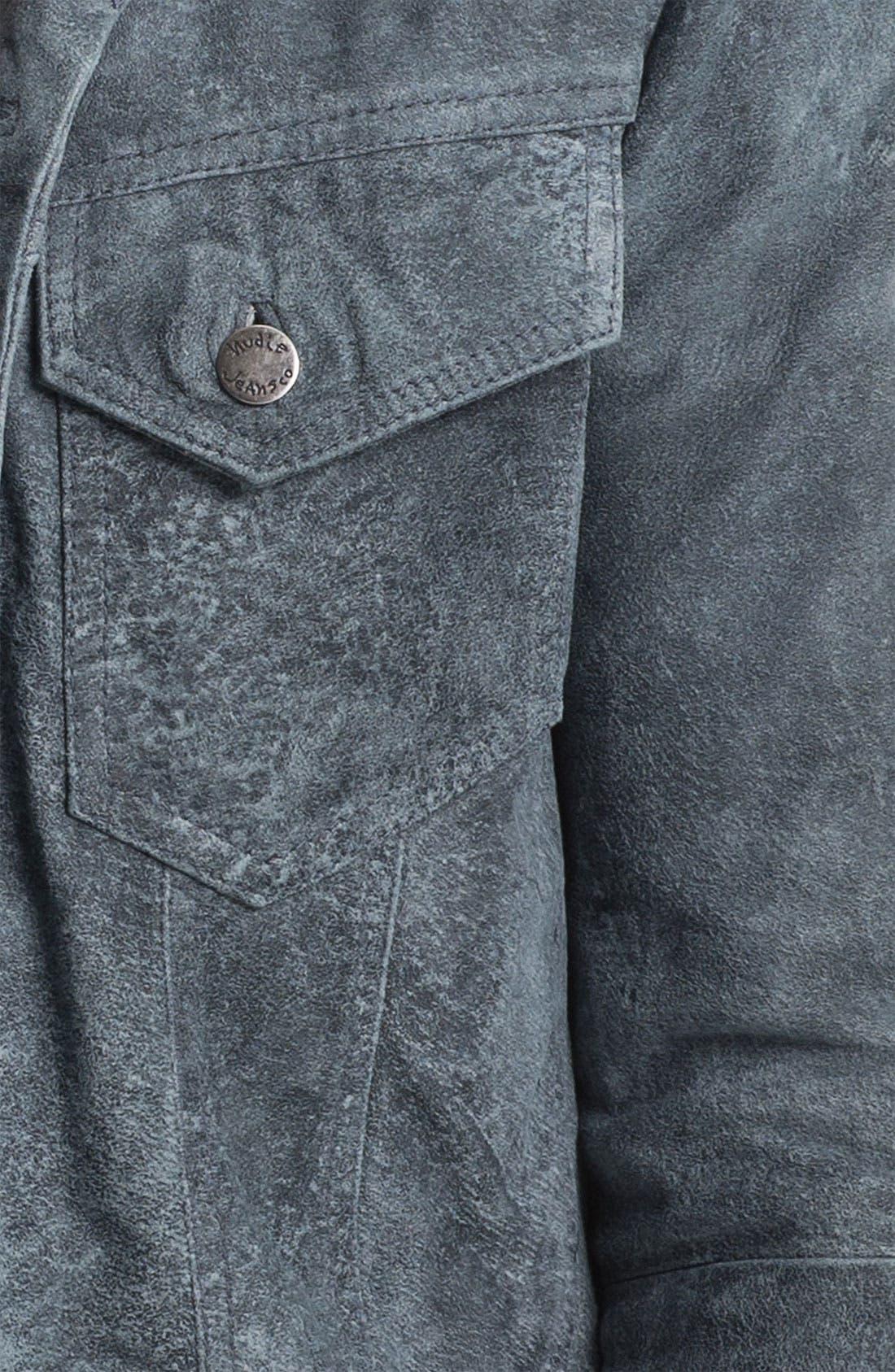 Alternate Image 3  - Nudie 'Perry' Leather Jacket