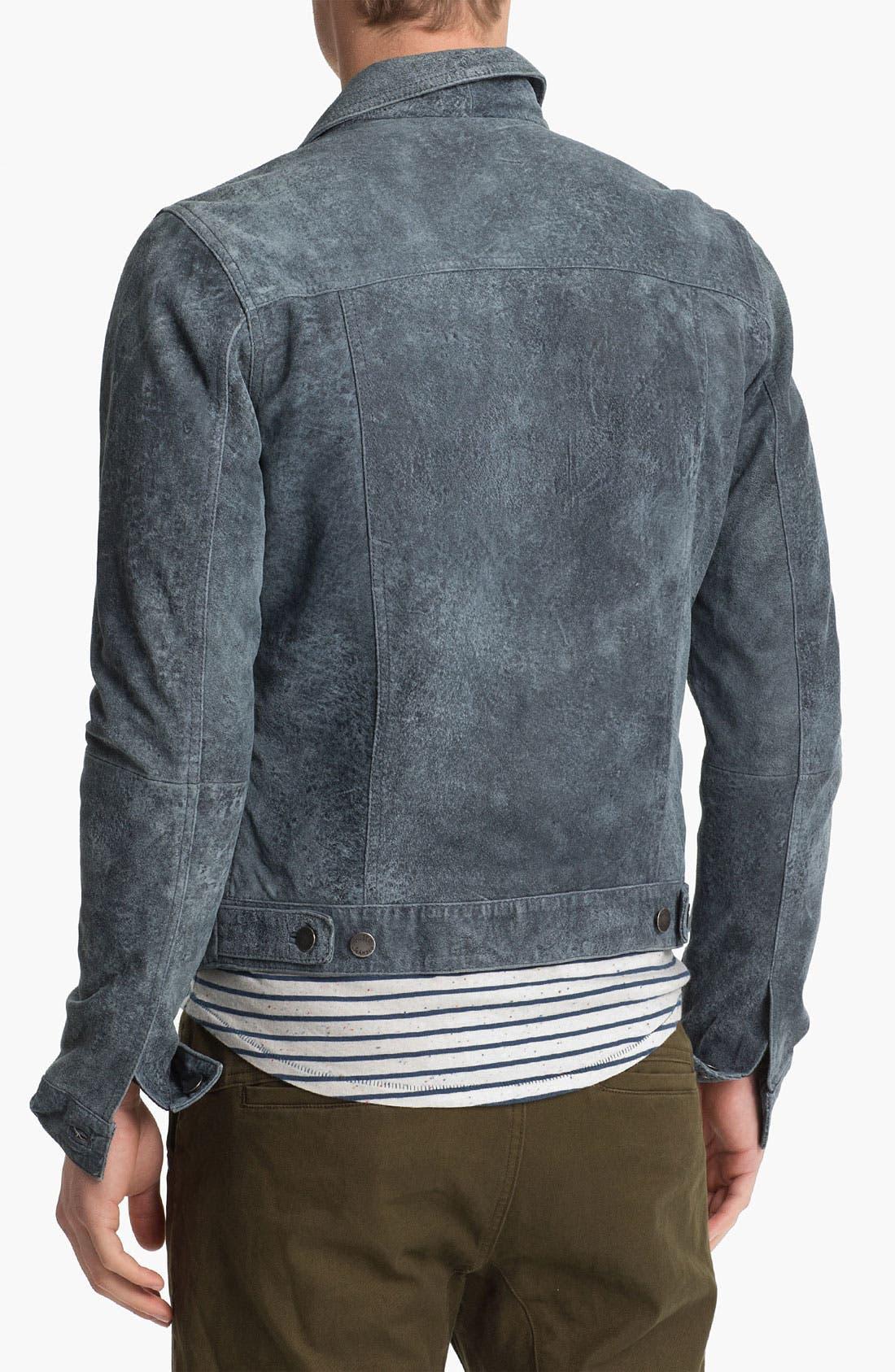 Alternate Image 2  - Nudie 'Perry' Leather Jacket
