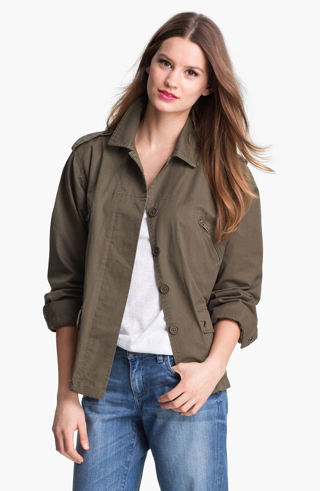 Alternate Image 1 Selected - KUT from the Kloth Army Jacket