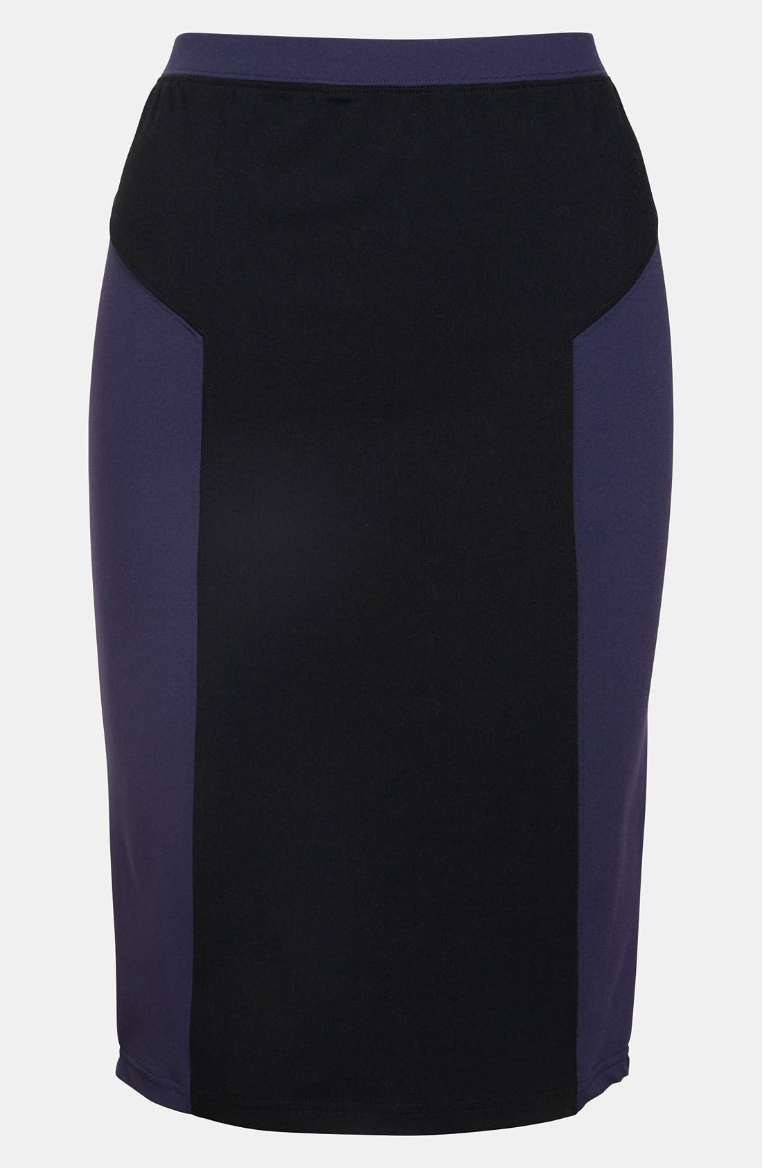 Alternate Image 1 Selected - Leith Colorblock Tube Skirt