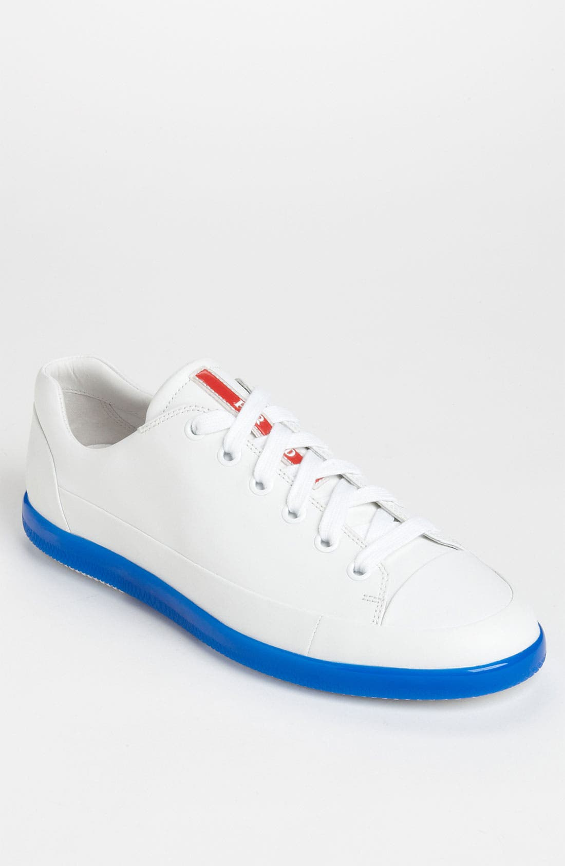 Alternate Image 1 Selected - Prada Low Profile Sneaker
