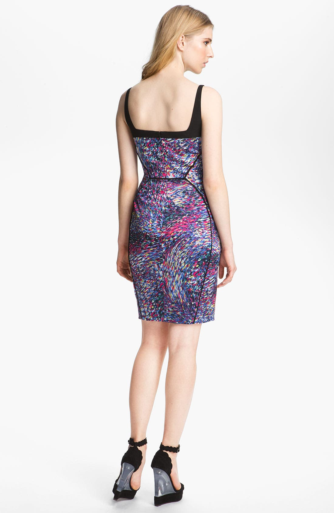 Alternate Image 2  - Jay Godfrey 'Garner' Printed Dress