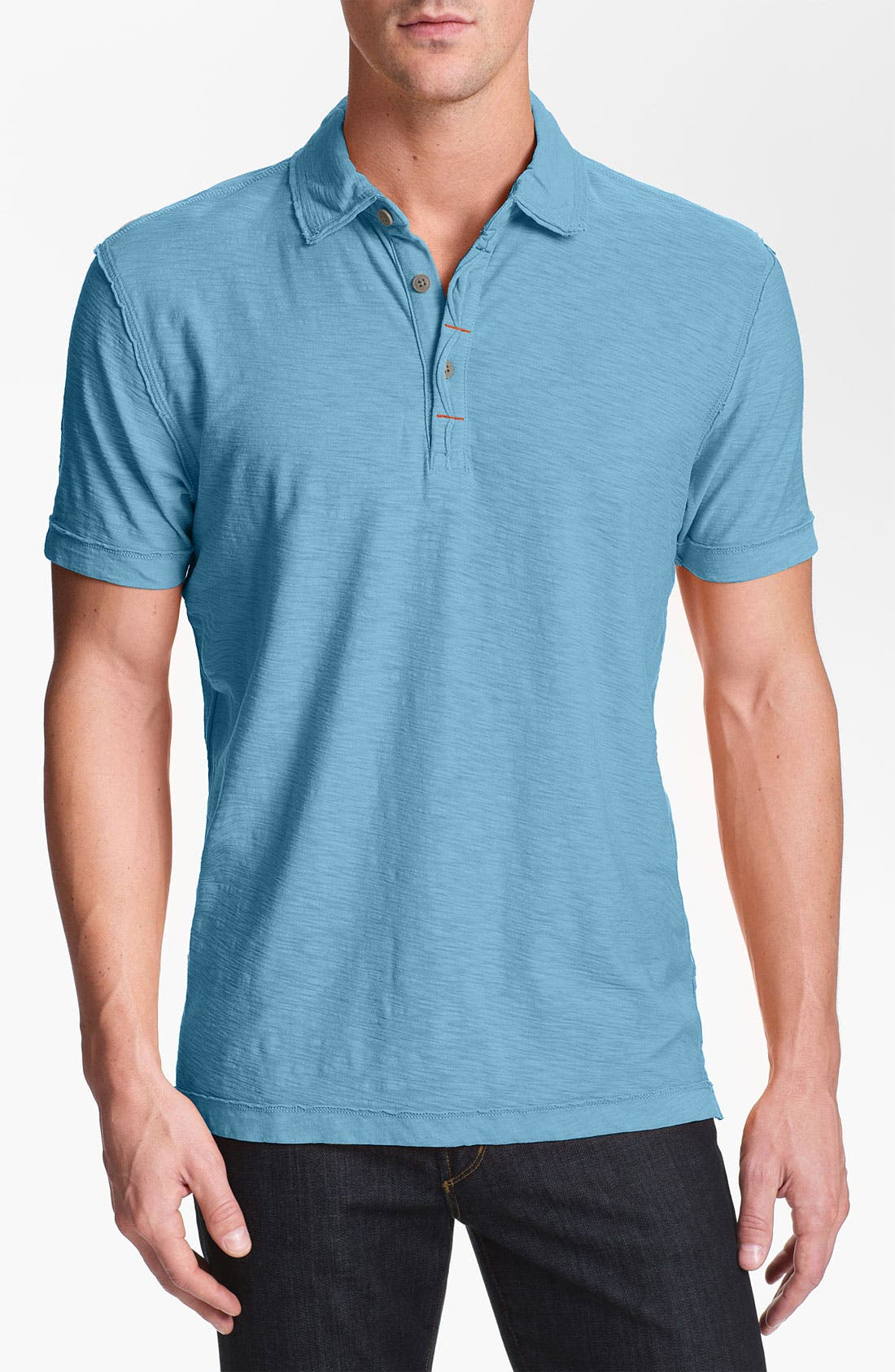 Alternate Image 1 Selected - Cutter & Buck 'Arbor Heights' Polo (Big & Tall)