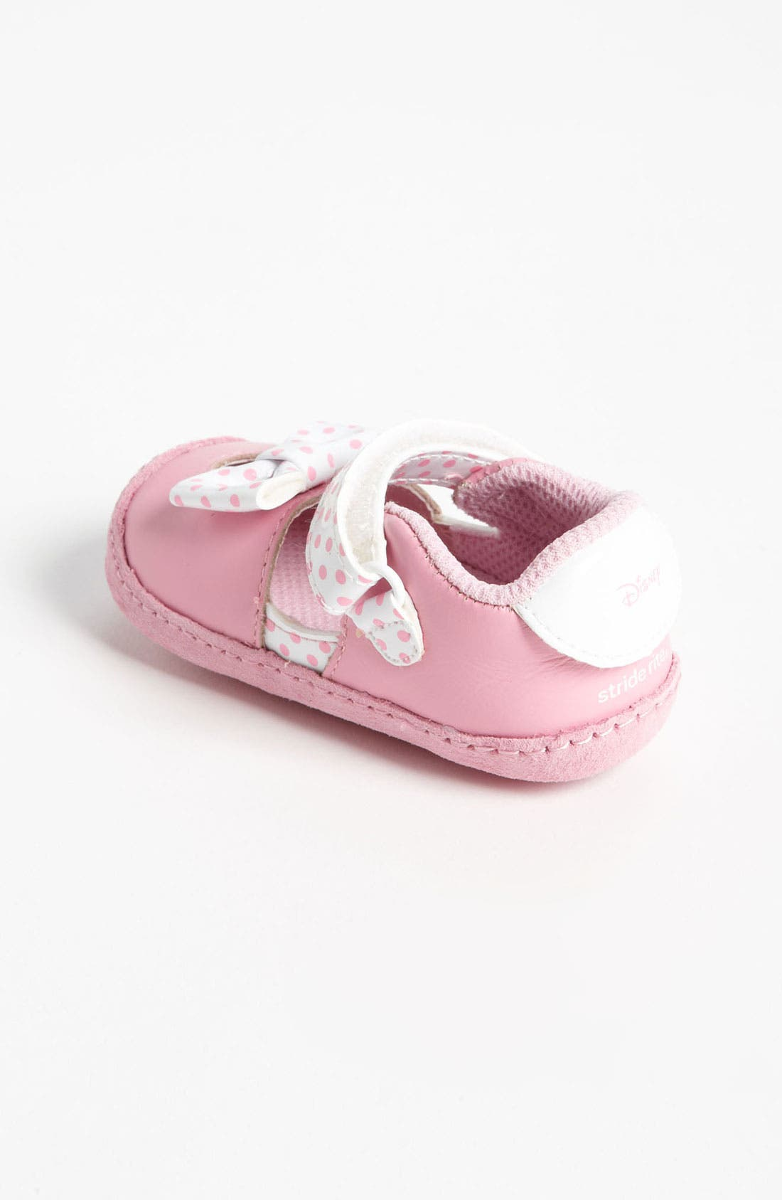 Alternate Image 2  - Stride Rite 'Crawl - Minnie Mouse®' Slip-On (Baby)